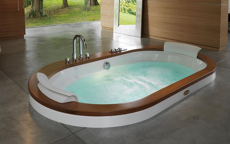 ванна массажная