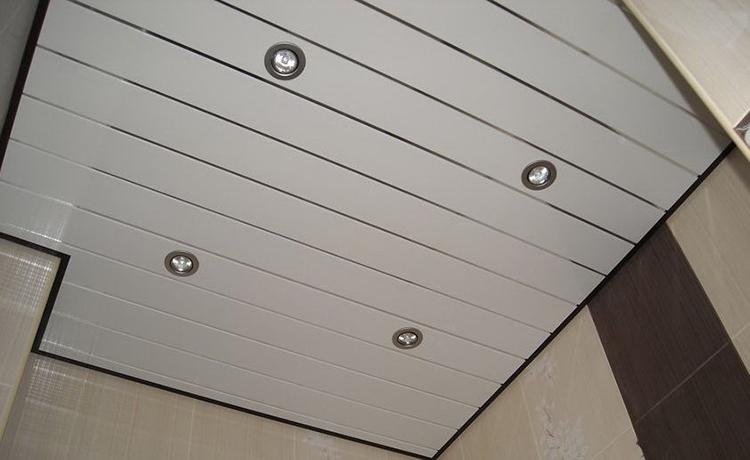 фото потолка из пвх