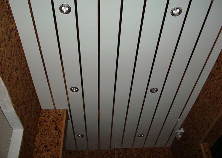 подвесной алюминиевый потолок