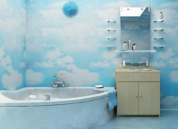 ванны отделанные панелями пвх