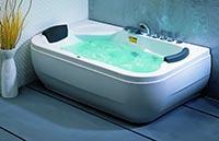 ванна с массажной функцией