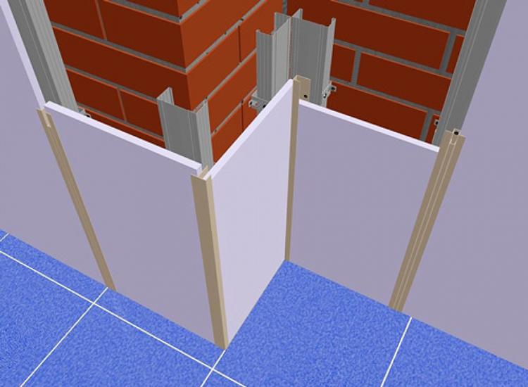 панели в ванной комнате - особенности монтажа