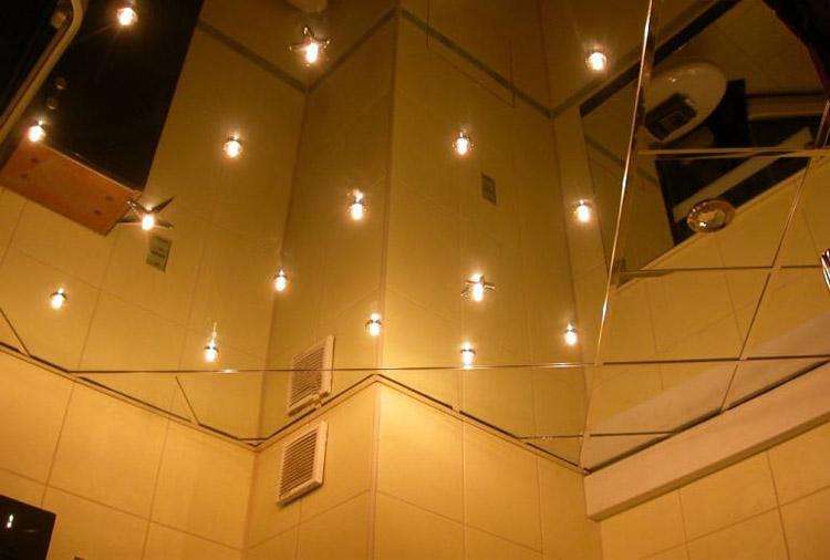 полистирольный потолок