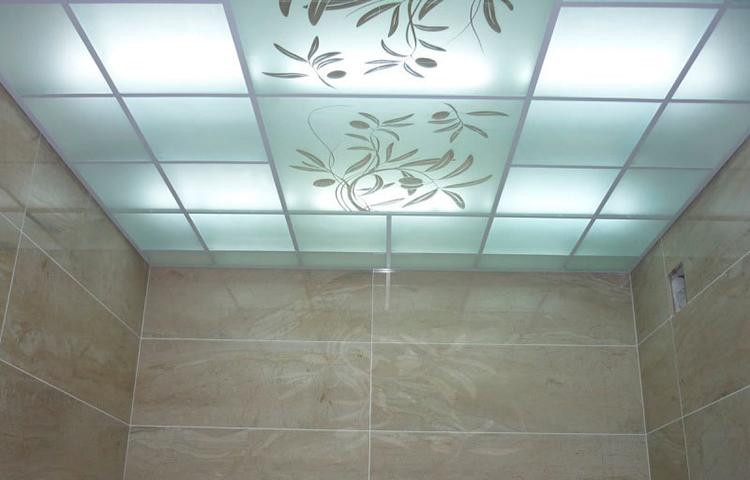 потолок - интересный дизайн