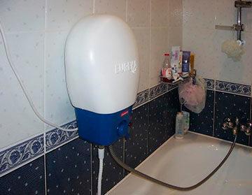 проточно-накопительные водонагреватели