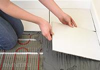 кабельный пол под плитку