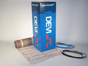 нагревательный мат DEVI DSVF-150 (1-жила)