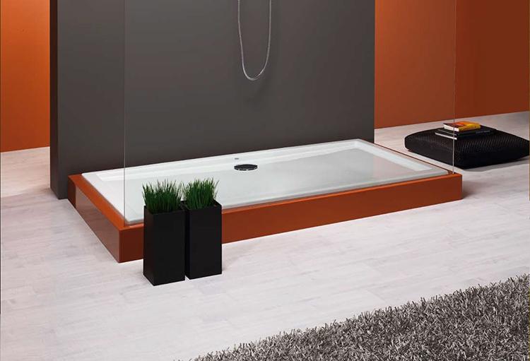 ванная с поддоном