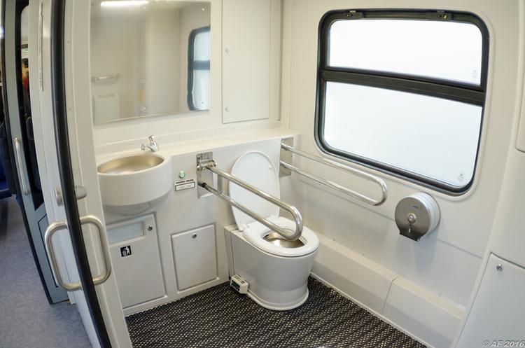 комната санитарная для инвалидов
