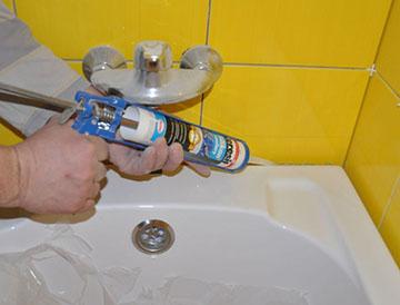сантехнический герметик