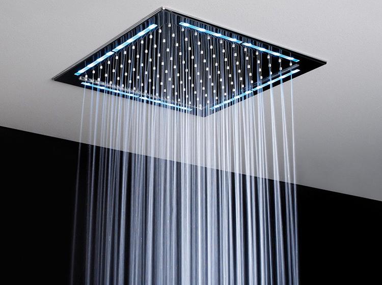 душ тропический в кабине