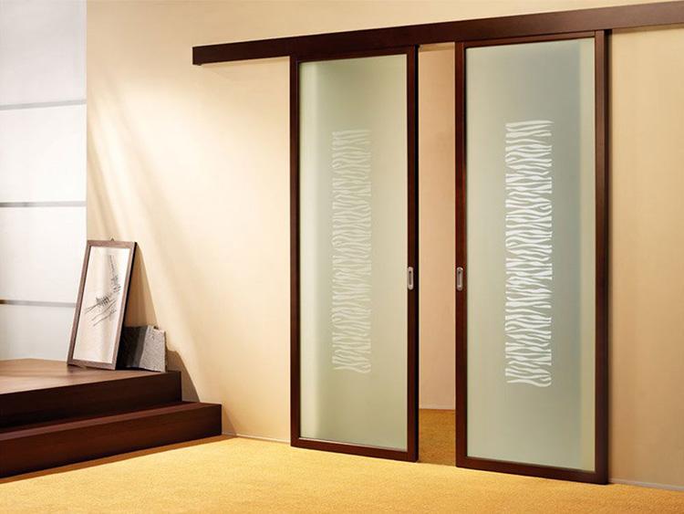 двери раздвижного типа