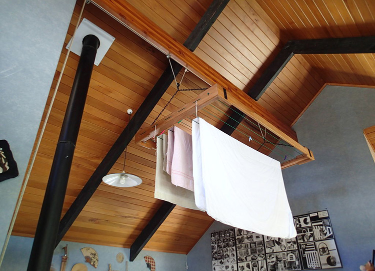 сушилка под потолком