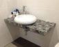 столешница в ванной