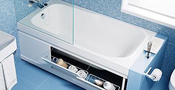 экран в ванную