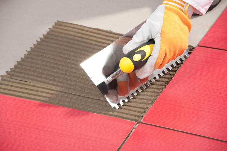 клей на плитку